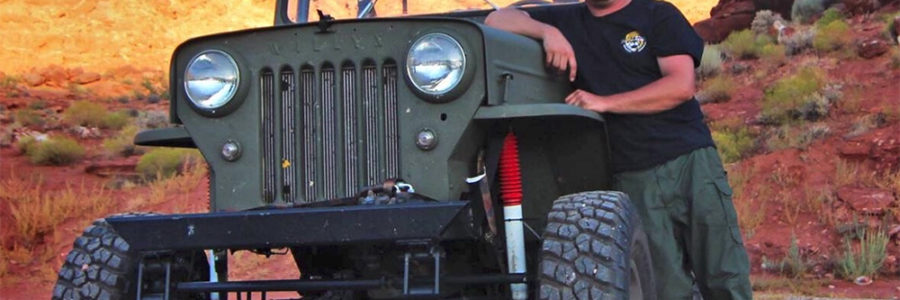 Joe Beadenkopf & His 1953 CJ-3B