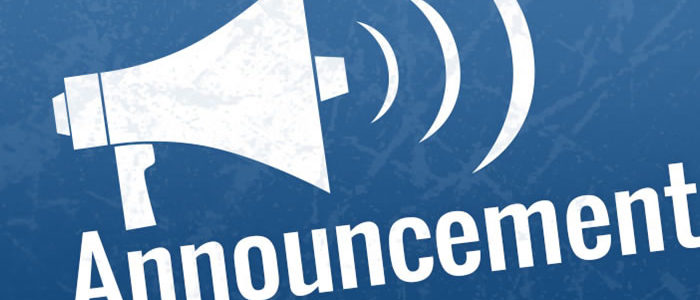 Announcements, Media, & Press Releases