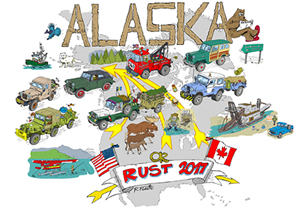 Tire Buyer's Bruce Troxell's article on Alaska Or Rust